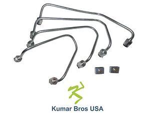 New Kumar Bros USA Fuel Injector Pipe set For Bobcat 743