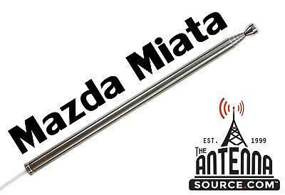 *OEM* Power Antenna MAST Fits: 1998-2005 Mazda Miata MX-5