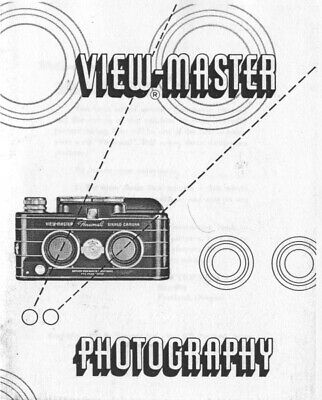 View-Master and View-Master Flash Instruction Manual