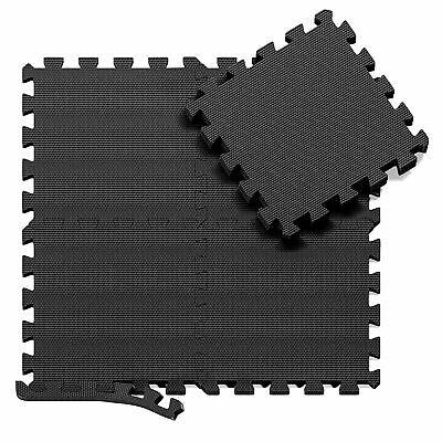 tapis de protection matelas puzzle 18 dalles en mousse salle sport garage ebay