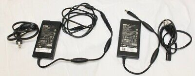 (2) Dell DA65NS3-00 (19.5V) Auto-Air AC Adapter Chargers