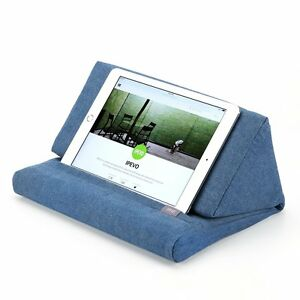 iPad Pillow Stand Books Soft Holder Tablet Log Lap Desk