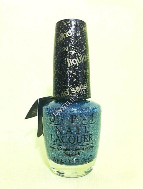 Tiffany Blue Nail Polish Opi : tiffany, polish, Lacquer, TIFFANY, CASE