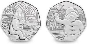 paddington bear 50p coins # 5