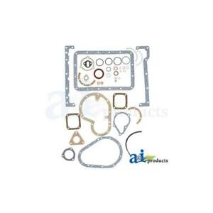 K964877 Lower Engine Gasket Set for David Brown Diesel