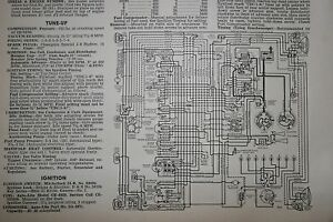 1946 1947 1948 1949 1950 1951 1952 Plymouth Wiring Diagram | eBay