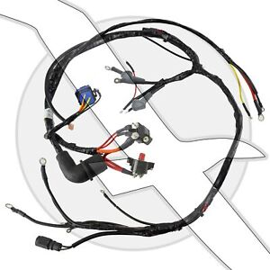 Volvo Penta OMC 1997 5.7L Main Engine Wire Wiring Harness