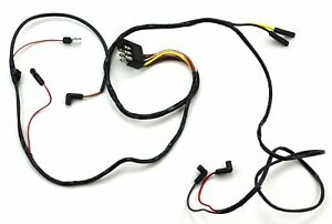 Mustang Engine Gauge Feed Wiring Six Cylinder With Lamps