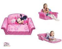 Kids Furniture Sofa Chair Bed Soft Plush Disney Minnies ...
