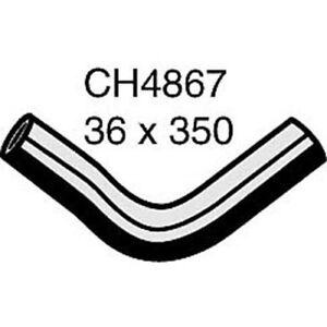CH4867 Radiator Lower Hose for Subaru Outback BH 3.0L F6