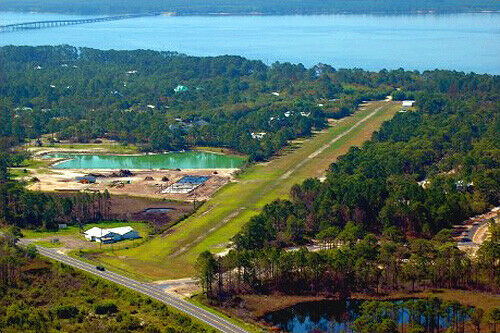 1 AC by Pond, Gated Fly-In Community, W/Private Air Strip,FL / Pre-Foreclosure 2