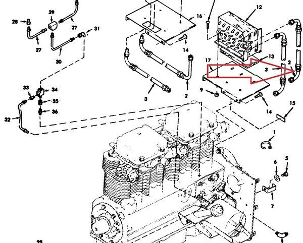 Onan / Cummins Military Generator MEP-002A MEP-003A Oil