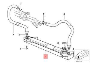 Genuine BMW E31 E32 E34 Coupe Sedan Transmission Oil