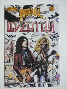 Rock And Roll Led Zeppelin : zeppelin, Comics, Zeppelin, (1990), Plant, Beautiful