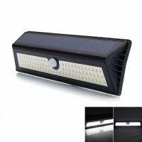 Waterproof 42 LED Solar Power Motion Sensor Security Light ...
