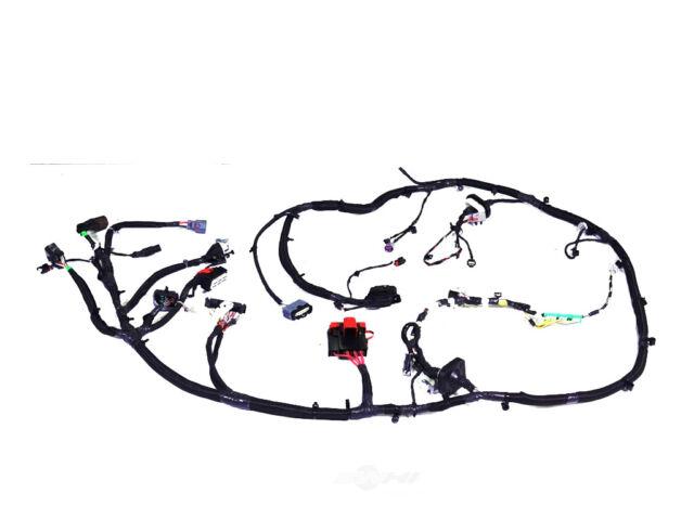 Dashboard Wiring Harness Clip Mopar 68418410AC fits 2019