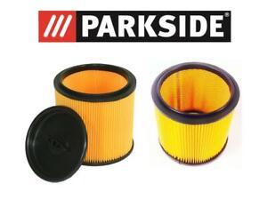 2 Filtre Set Parkside Pnts 1500 A1 Lidl Ian 49325 Humide Sec Aspirateur Ebay