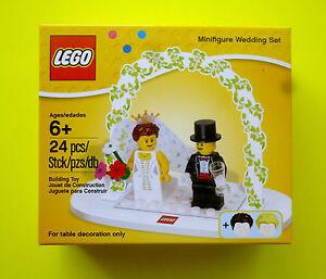 Brautpaar Von Lego
