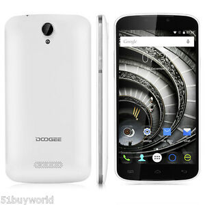 "5.5"" DOOGEE X6 PRO 4G Smart Phone Android Quad Core Dual Sim 16GB+2GB Unlocked"