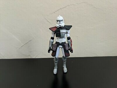 Star Wars Clone Wars ARC Trooper Hammer / Colt ARC Troopers Battle Pack Loose   eBay