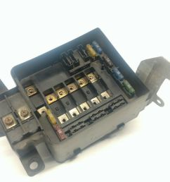 92 95 civic oem main fuse box relay center control unit block obd1 engine room for sale online [ 1599 x 899 Pixel ]
