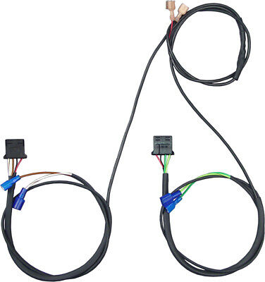 J M IN-SERIES WIRING HARNESS LOWER FARING HLRK-7252-ISCH