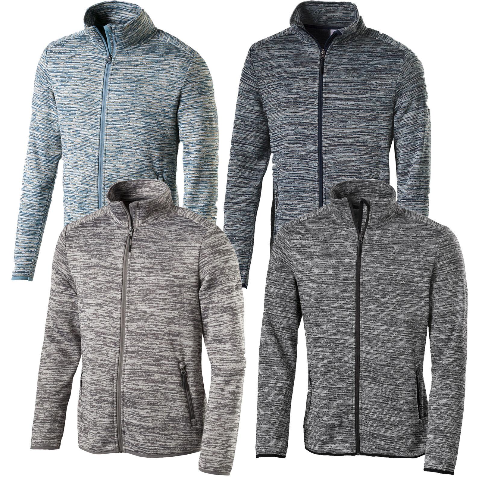 McKinley Herren Stretch Sport Outdoor Fleecejacke Roto Jacke 280699 Dry Plus Neu Herren Outdoor-Jacken & Westen Sport wbcboxing.com