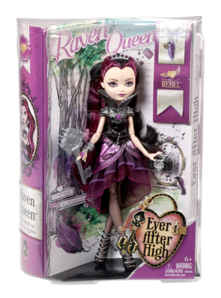 Ever After High Raven Queen Doll Ebay