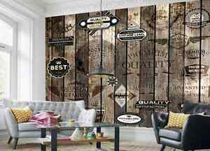 3D Wood English 1590 Paper Wall Print Decal Wall Wall Murals AJ