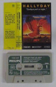 Johnny Hallyday Quelque Part Un Aigle : johnny, hallyday, quelque, aigle, Johnny, Hallyday, Cassette, Audio, Quelque, Aigle