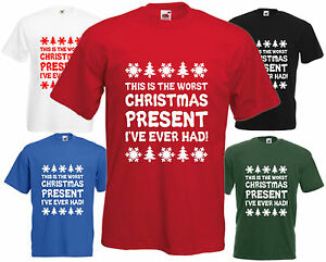 Top Worst Christmas Gifts