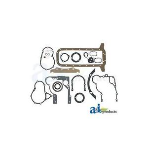 A40713 Lower Gasket Set for Case Tractor 311B 320B 330 350