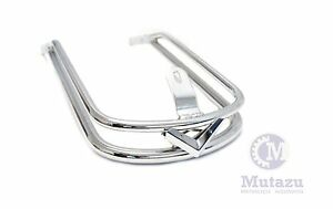 Chrome Harley HD Touring Front Fender Rail Guard Bar FLT