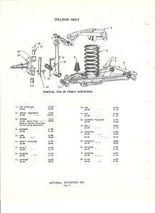1941 1942 1946 1947 1948 Pontiac NOS Front Suspension