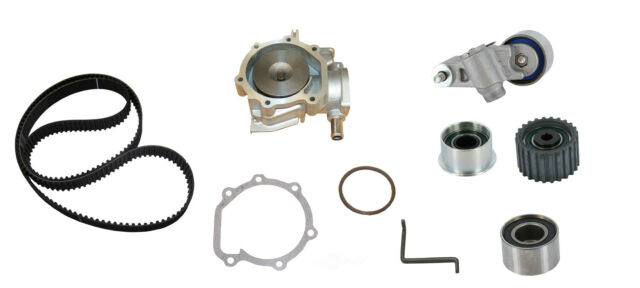 Engine Timing Belt Kit with Water Pump-Natural CRP