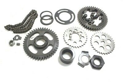 2015 Yamaha Grizzly 700 4x4 Crank Primary Drive Gears With