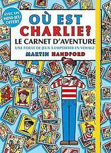 Details Sur Ou Est Charlie Le Carnet D Aventure De Handford Livre Etat Tres Bon