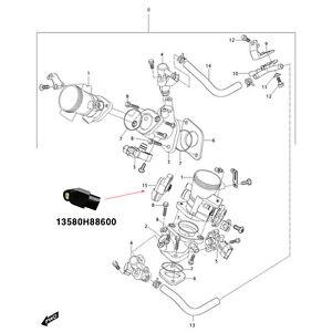 OEM Hyosung Throttle Position Sensor TPS for GV250 Mirage