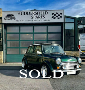 Classic Rover Mini Cooper Sportspack ** NOW SOLD**