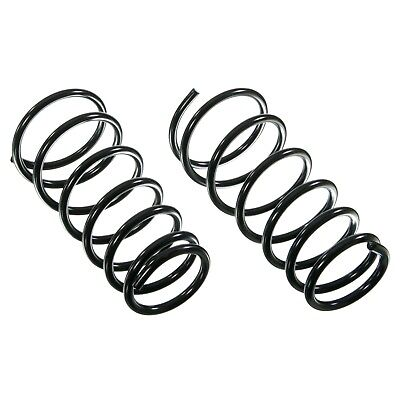 Rear Constant Rate Coil Spring Set Moog For Nissan