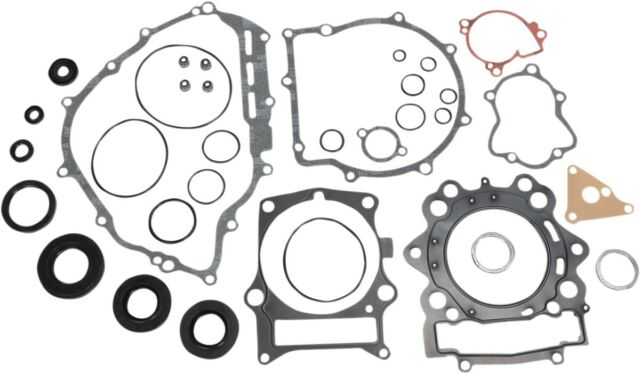 Moose Complete Gasket Kit w/ Oil Seals for Yamaha 2009-14