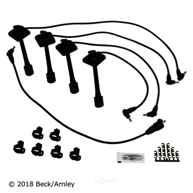Spark Plug Wire Set Beck/Arnley 175-6052 fits 94-96 Toyota