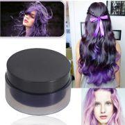 unisex diy hair color wax korean