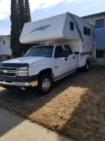Truck And Camper Combo For Sale : truck, camper, combo, Duramax, Campers, Trailers, Locally, Canada, Kijiji, Classifieds