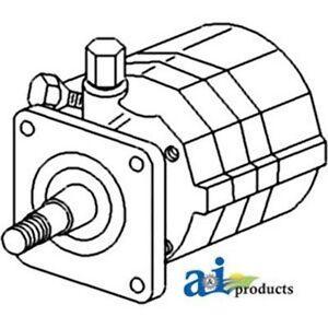 70240066 Power Steering Pump Fits Allis Chalmers D17 D19