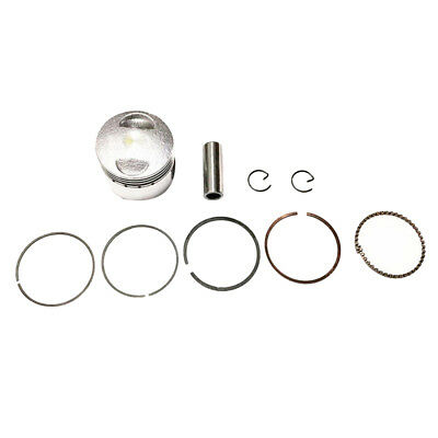 39mm Piston Ring Kit Assembly for GY6 Engine 50cc Moped
