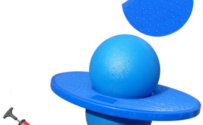 Mookie Balance Board Lolo Jumping Exercise Bounce Space