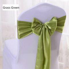 Avery's Chair Covers And More Salon Rental Avery Barn 50 Pc Mix Design Ribbon Bow Twist Tie Party Favor Item 4 Satin Sashes Sash Cover Wedding Banquet Decorations
