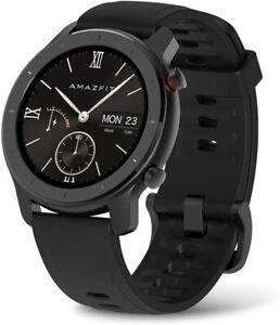 Amazfit GTR 42MM 1.2'' Smart Watch Water Resistant 12 Sports Mode USA SELLER