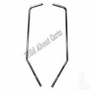 Golf Cart New Front Top Strut / Windshield Frame for Club